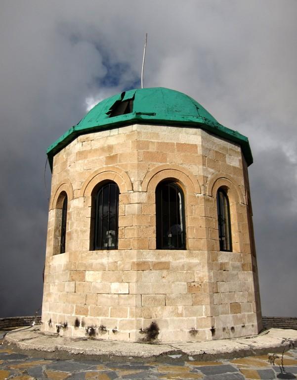 Top of Albania and Gjerbes Loop